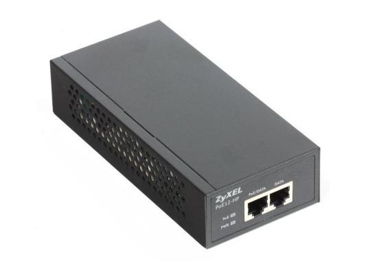 Инжектор PoE 802.3at Zyxel PoE12-HP