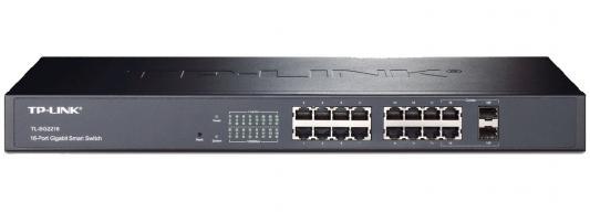 Коммутатор TP-Link TL-SG2216 коммутатор d link dgs 3120 48tc b1ari