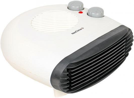 Тепловентилятор NEOCLIMA FH-15 2000 Вт вентилятор белый серый