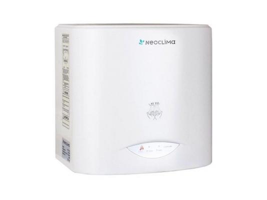 Сушилка для рук Neoclima NHD-1.0 Air, два режима работы холод/тепло, автоматическое включение/отключение, мощность 1000 вт. от 123.ru