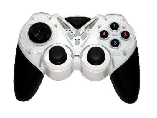 лучшая цена Геймпад 3Cott Single GP-05,USB,White