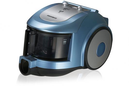 Пылесос Samsung SC-6534 синий пылесос samsung sc4181