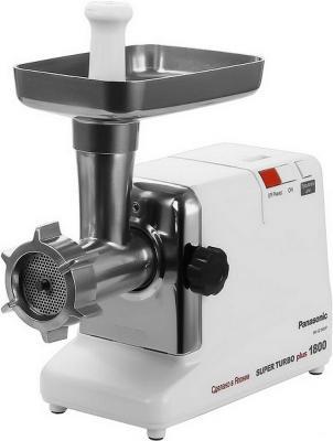 Мясорубка Panasonic электрическая MK-G1800PWTQ