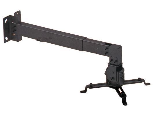 цена на Кронштейн ARM media ProjectOR-3, для проекторов, настенно-потолочный, 3 ст. свободы, max 20 кг, 120-650 mm, черный