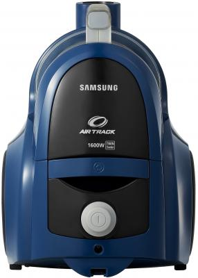 Пылесос Samsung SC-4520 сухая уборка синий чёрный
