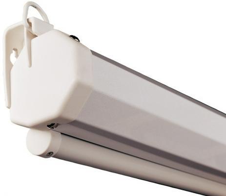 Настенный экран Lumien Eco Picture 150х150 см Matte White, восьмигранный корпус, возм. потолочн-настенного крепления (Треугольная уп) [LEP-100101] от 123.ru