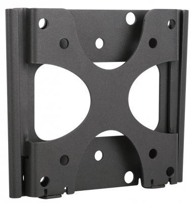 Кронштейн Kromax Vega-3 (Фиксированный кронштейн для маленьких LCD/LED ТВ с диагональю 15-26 Vesa 75/100, 15 мм от стены, макс. нагр. 25 кг) Grey