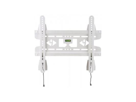 """Кронштейн Kromax Vega-50 Белый Для LED/LCD и плазмы 26""""-55"""", расстояние от стены 15,5 мм, 0 ст.свободы, Vesa 400x400 макс. нагр. 45 кг) White"""