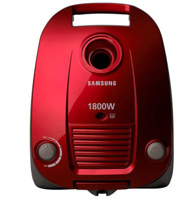 Пылесос Samsung SC-4181 красный