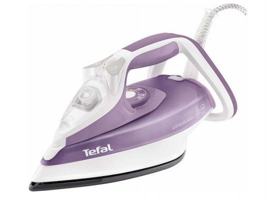 Утюг Tefal FV2350 2000Вт фиолетовый белый shivaki shrf 54cht