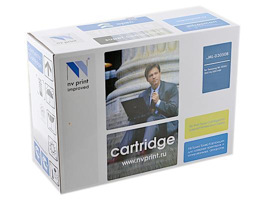 Тонер-картридж NV Print совместимый с Samsung ML 3050 B цена и фото
