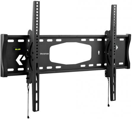 Кронштейн Kromax STAR-2 Серый 32-90 наклонный VESA 800x500мм до 90кг кронштейн для тв kromax star 22