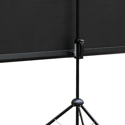 Экран на штативе Lumien Eco View 150x150 см Matte White с возможностью настенного крепления [LEV-100101] от 123.ru
