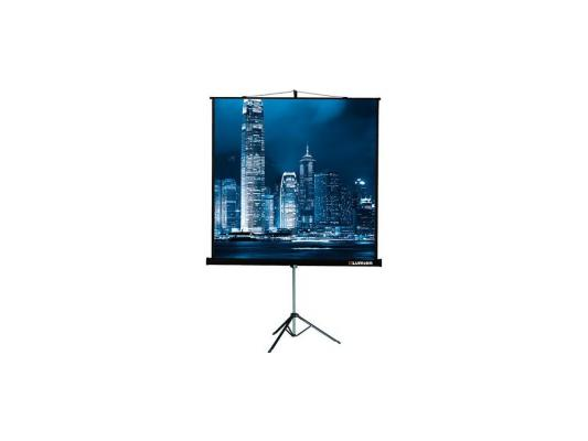 Экран на штативе Lumien Master View 153x203 см Matte White FiberGlass, черн. кайма по периметру, устойчивый штатив [LMV-100107]