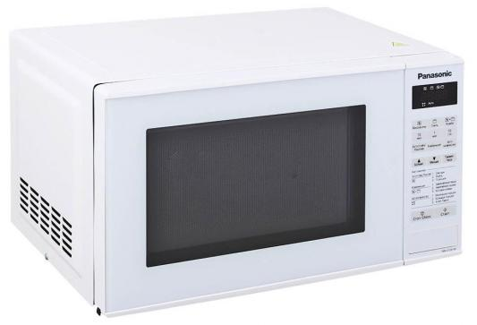 цена на СВЧ Panasonic NN-GT261WZPE 800 Вт белый