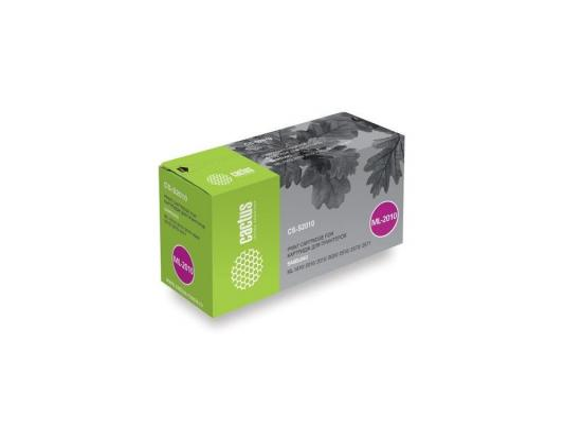 Тонер-картридж Cactus CS-S2010 для принтеров Samsung ML- 1610/2010/2015/2020/2510/2570/2571. 3000 стр. картридж cactus cs d119s для samsung ml 1610 1615 1620 1625 ml 2010 2015 2020 2510 2570 2571 scx 4321 4521 черный 2000стр