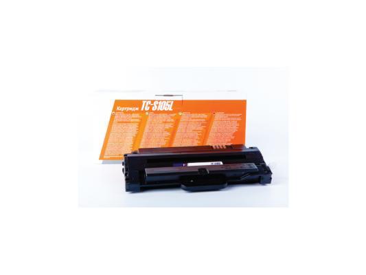 Тонер-картридж T2 для Samsung TC-S105 (105L) тонер картриджt2