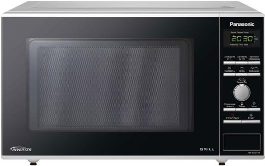 СВЧ Panasonic NN-GD371MZPE 950 Вт серебристый