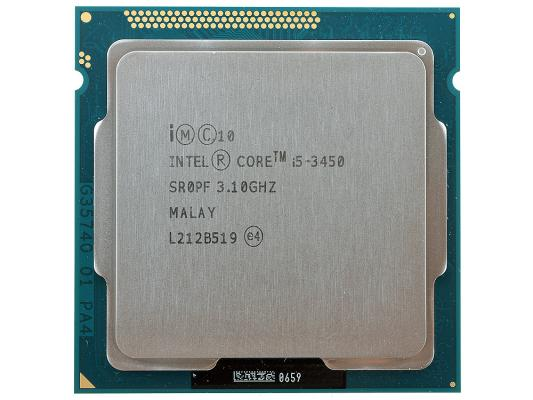 Купить Процессор Intel Core i5-3450 3.1GHz 6Mb Socket 1155 OEM