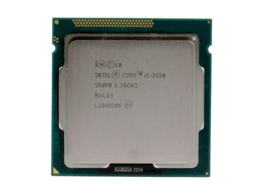 Купить Процессор Intel Core i5-3550 <Socket 1155> (3.3GHz,6Mb> Oem