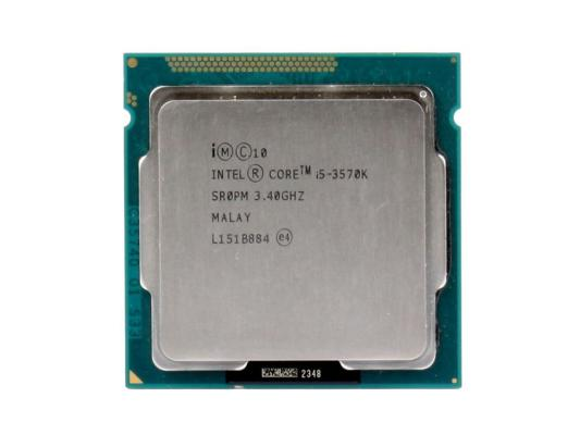 Купить Процессор Intel Core i5-3570K <Socket 1155> (3.4GHz,6Mb) Oem