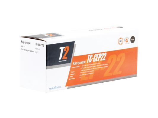 Тонер-картридж  T2 для Canon TC-CEP22 LBP810/1110/1120/HP LaserJet 1100/3200 (2500 стр.) картридж t2 tc c712 для hp laserjet p1005 p1006 canon i sensys lbp 3010 3100 1500стр
