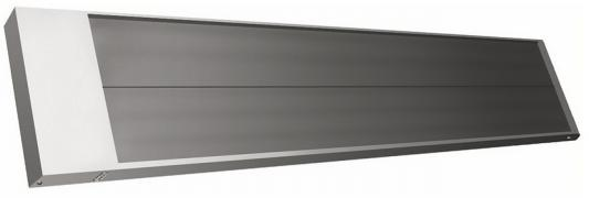 Инфракрасный обогреватель NEOCLIMA IR-1.0 1000 Вт серебристый инфракрасный обогреватель neoclima ir 2 0