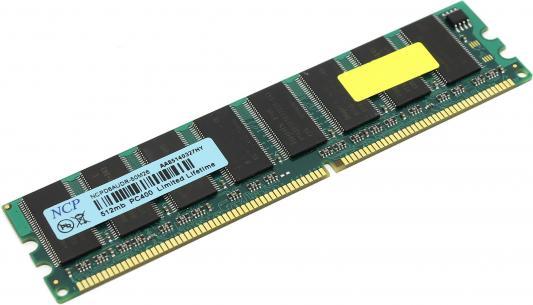 Оперативная память DIMM DDR NCP 512 Mb (pc-3200) 400MHz