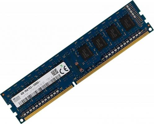 ����������� ������ DIMM DDR3 4Gb (pc-12800) 1600MHz Hynix original