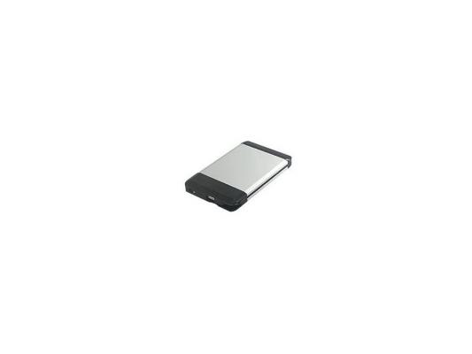 Мобил рек AgeStar SUB2A5 USB 2.0 to 2,5hdd SATA алюминий
