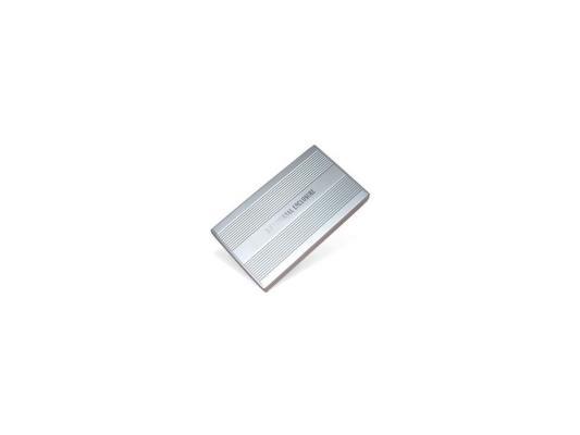 Мобил рек AgeStar SUB2S (silver) USB2.0 to 2,5hdd SATA алюминий мобил рек agestar sub2o1 red usb2 0 to 2 5hdd sata алюминий