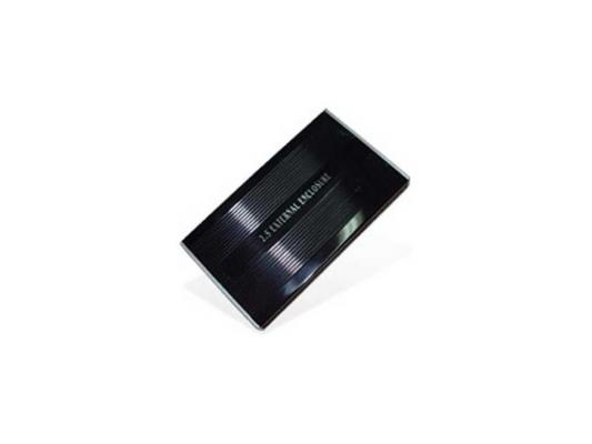 Мобил рек AgeStar SUB2S (Black) USB2.0 to 2,5hdd SATA алюминий мобил рек agestar sub2a7 usb 2 0 to 2 5 hdd sata алюминий