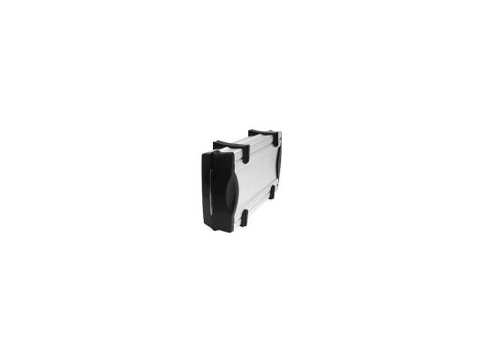 "Мобил рек AgeStar CCB3A (BL), 3.5""IDE/SATA,алюм, черн,USB2.0/SATA/eSATA,Вн.мод"