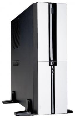 Корпус microATX InWin BL640 300 Вт чёрный серебристый