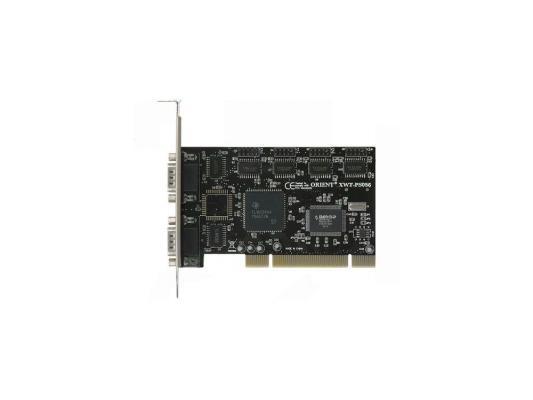 Контроллер Orient XWT-PS056, PCI --> 6xCOM, Moschip 9865, ret