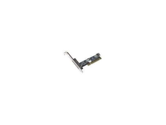 Концентратор USB ST-Lab U165 USB 2.0 ,3+1 Ports (VIA6212) PCI, Retail