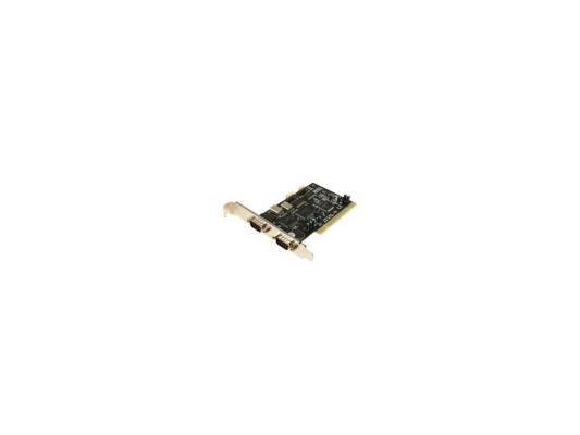 Контроллер Orient XWT-PS054, PCI --> 4xCOM, Moschip 9845, Oem