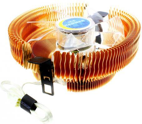Кулер Ice Hammer IH-3776WV <SocketAM2/LGA775/1366, Cu> цена