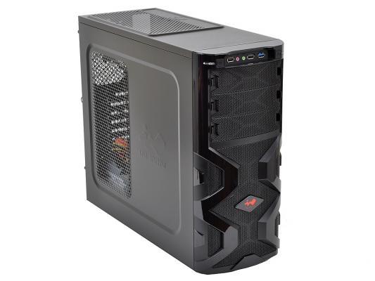Корпус ATX InWin MG136 600 Вт чёрный