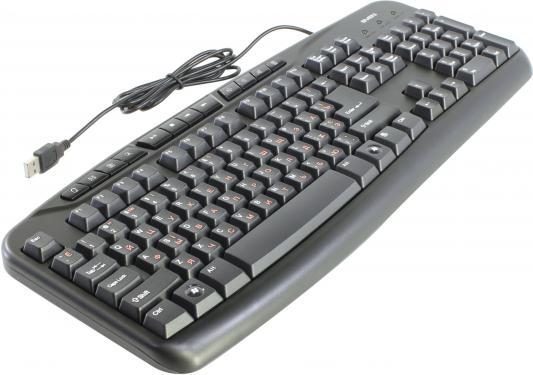 Клавиатура Sven Comfort 3050 USB черный