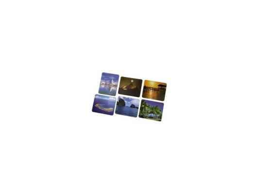 Коврик для мыши Hama H-54734  Landscape, 6 раcцветок