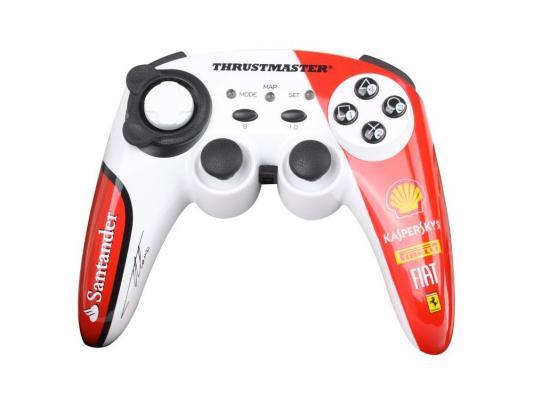 Геймпад Thrustmaster Alonso  Wireless Gamepad Rtl (2960731)  F1 Wireless gamepad F150 Italia - Alonso Limited Edition