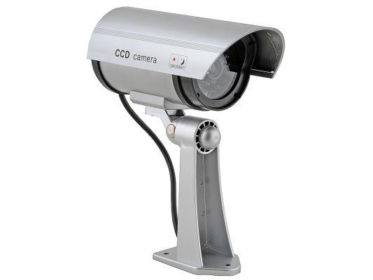 все цены на Муляж камеры видеонаблюдения Orient AB-CA-11, LED (мигает), для наружного наблюдения онлайн