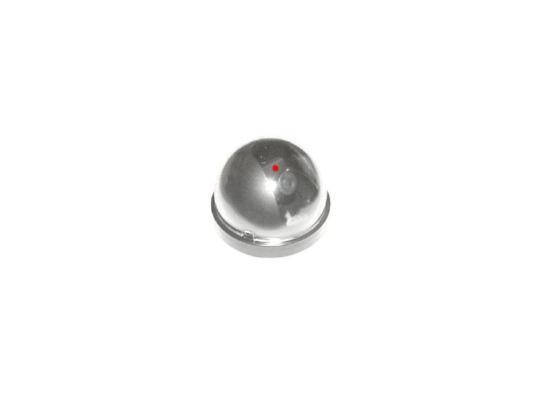 Муляж камеры видеонаблюдения Orient AB-DM-24,, LED (мигает), питание: батарейки ААA - 2шт, для установки внутр муляж камеры видеонаблюдения