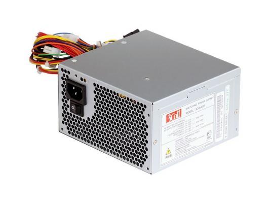 БП ATX 400 Вт 3Cott 400ATX v2.0 блок питания atx 400 вт 3cott 3cott 400 evo2 v 2 3