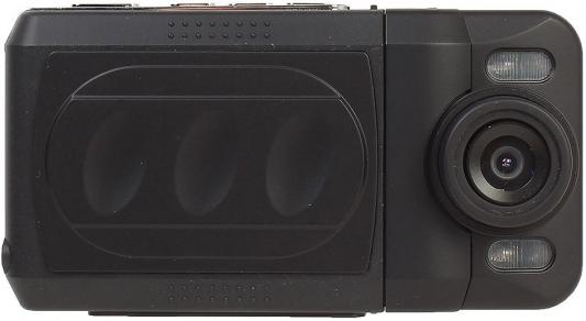 "Видеорегистратор iBang Magic Vision VR-257 (ЖК-экран 2.5"", 1080P (1920*1080)/1080pS (1440*1080)/720p, угол обзора 120°, microSD до 32гб)"