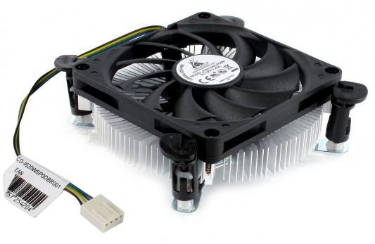 Кулер Glacialtech Igloo i620 PWM Кулер Intel LGA1156,1155/800-3600RPM/65W/34.2dBa max/Low Profile 29mm/втулка/ОЕМ/2.5W