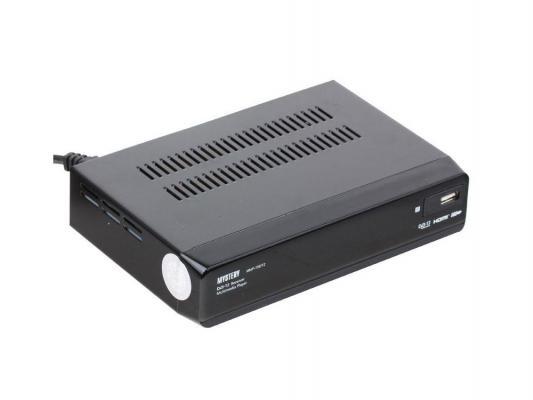 Цифровой телевизионный DVB-T2 ресивер Mystrery MMP-75DT2 mystery mmp 71dt2 black