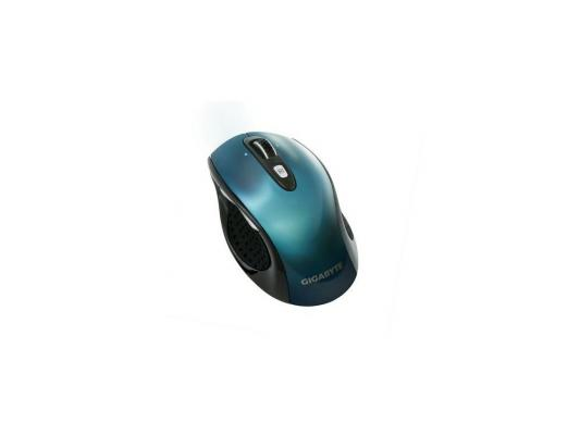 Мышь Gigabyte GM-M7700 Wireless Nano Blue USB