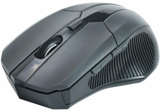 лучшая цена Мышь беспроводная CBR CM-547 серый USB